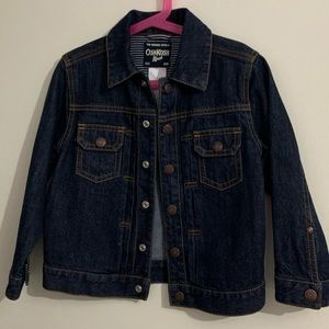 Jeans jacket for boys